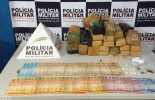 Ponte Nova: Casal é preso suspeito de tráfico de drogas