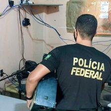 Polícia Federal realiza operação para combater rádios piratas