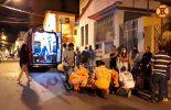 Motoboy fica ferido em acidente na rua da Conceição