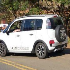 Médica detida por tentar passar barreira sanitária com passageira escondida no porta-malas do carro