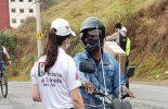 Diretran, Polícia Militar e prefeitura realizam blitz educativa no dia do motociclista