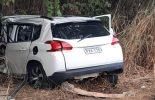 Mulher morre em grave acidente em Visconde do Rio Branco