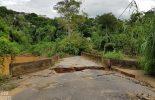 Prefeitura abre licitação para a reconstrução da ponte de Silvestre