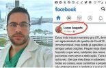 Médico ex-aluno do Coluni morre de Covid-19 no Paraná