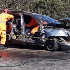 Homem morre em acidente na 040 em Lafaiete