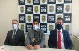 PCMG desarticula quadrilha suspeita de roubar cargas de cigarros