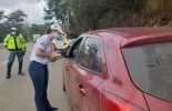 Diretran realiza ação educativa no Dia do Trânsito